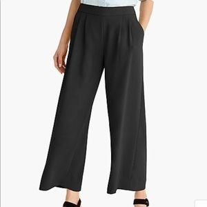 JCrew wide leg pants